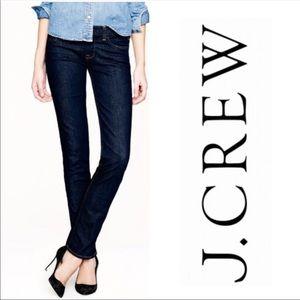 ✨J Crew Matchstick Straight Leg Classic Rinse Pant
